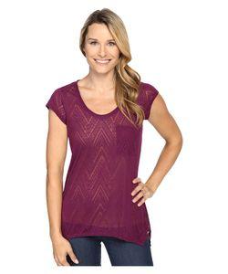 PRANA | Skyler Top Grapevine Womens Clothing
