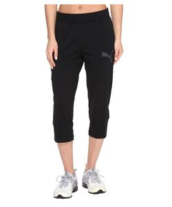 Puma   Elevated 3/4 Sweatpants Cotton Workout