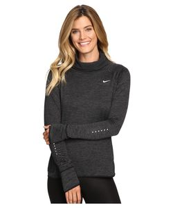 Nike | Therma Sphere Element Long Sleeve Running Top Heather/Reflective