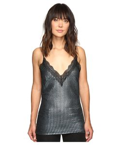 House Of Holland | Chainmail Slip Top Clothing