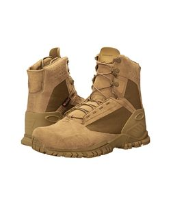 OAKLEY | Si-6 Lightweight Military Boot 6 Inch Coyote Mens Boots