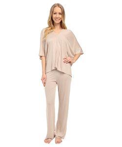 Natori | Shangri-La Tunic Pj Cashmere Womens Pajama Sets