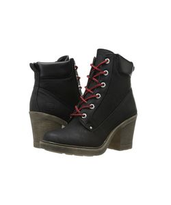 Dirty Laundry | Remix Womens Lace-Up Boots