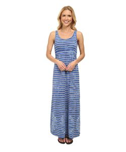 PRANA | Adrienne Dress Sail Blue Womens Dress