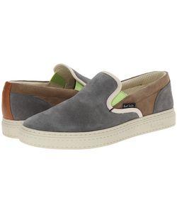 Paul Smith   Jeans Blears Sneaker Piombo Mens Slip On Shoes