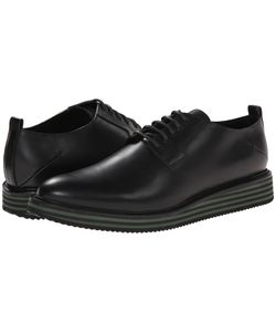 Costume National | Laced Shoe With Flatform Mens Lace Up