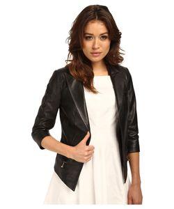 Philipp Plein | Cami Leather Jacket Womens Coat