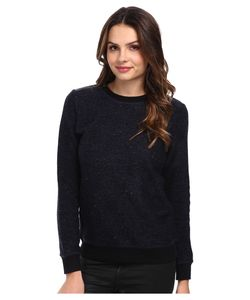 AG Adriano Goldschmied | Prey Pullover Double Indigo/ Womens Sweater