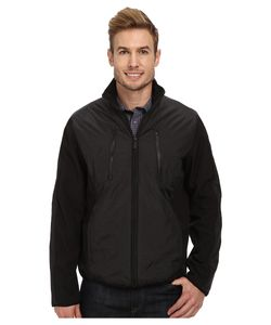 Calvin Klein | Heathered Nylon Jacket With Polyfill Mariner Mens Coat