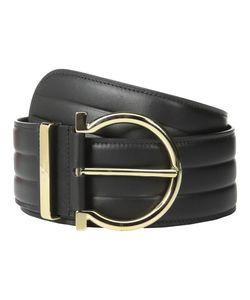 Salvatore Ferragamo | 23b287 Nero Womens Belts