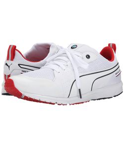 Puma | Bmw Ms Pitlane Nightcat White/High Risk Red Mens Shoes