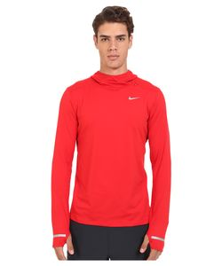 Nike | Dri-Fit Element Hoodie University /Reflective Silver Mens Sweatshirt
