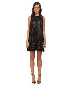 Vivienne Westwood | Big Racer Dress Flesh/Black Womens Dress