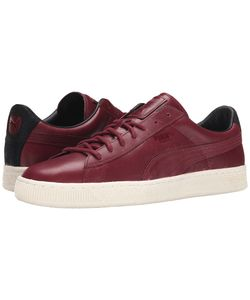 Puma | Basket Citi Series Cabernet/Cabernet/Cabernet Mens Lace Up Casual Shoes