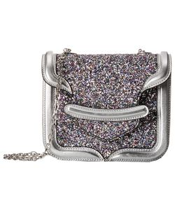 Alexander McQueen   344019kqe2n 8498 Grey Multi Handbags