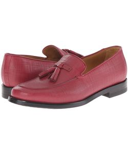 Paul Smith | Saffialino Stevenson Loafer Oxblood Womens Slip On Shoes