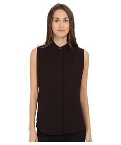 Paul Smith | Sleeveless Shirt Bordo Womens Sleeveless