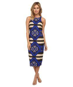 Mara Hoffman   Sleeveless Midi Dress Keeper Womens Dress