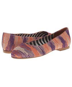 M Missoni | Lurex Spacedye Shoe Womens Slip On Shoes