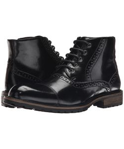 Steve Madden | Scribe Mens Dress Lace-Up Boots