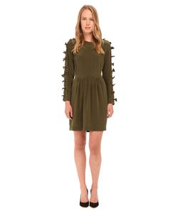 Emma Cook | Silk Bow Dress Womens Dress