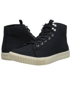 Calvin Klein Jeans | Jenson Midnight Canvas/Suede/Leather Mens Shoes