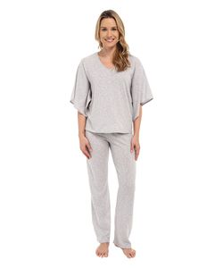 N by Natori | Slub Jersey Pj Womens Pajama Sets