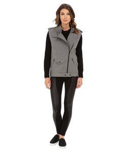 Rebecca Minkoff | T.I. Vest Charcoal Womens Vest
