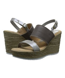 Sbicca | Cucamonga Stone Womens Wedge Shoes