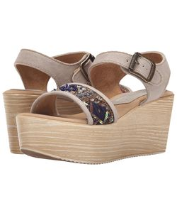 Sbicca | Tampa Stone Womens Wedge Shoes