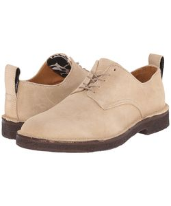 Paul Smith | Ps Kinney Oxford Sand Suede Mens Lace Up