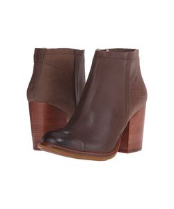 Hush Puppies | Axelle Dewey Leather Womens Zip Boots