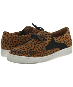 Thakoon Addition | Warwick 02 Cheetah Suede Womens Slip On Shoes