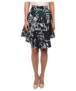 Vivienne Westwood | Hydra Skirt Forest/Grey Cheeseplant Womens Skirt