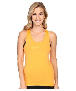 Nike | Pro Cool Training Tank Top Vivid Orange/Heather/Vivid Orange Womens