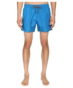 Paul Smith | Classic Swim Shorts Teal Mens Swimwear