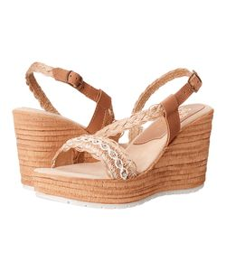 Sbicca | Carice Natural Womens Wedge Shoes