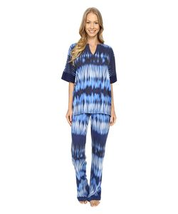 N by Natori | Mirrored Pj Astor Womens Pajama Sets