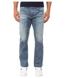AG Adriano Goldschmied | Matchbox Slim Straight Denim In 14 Years
