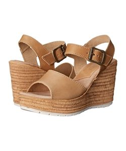 Sbicca | Alcina Natural Womens Wedge Shoes