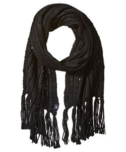 Tommy Hilfiger | Chunky Beaded Border Scarf Scarves