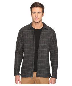 Publish | Hunter Plaid Shirt Jacket Coat