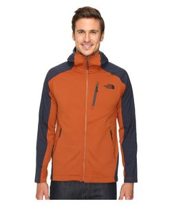 The North Face | Tenacious Hybrid Hoodie Gingerbread Urban Navy