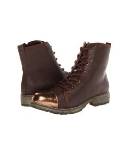 Dirty Laundry | Royal Flush Dark /Dark Womens Lace-Up Boots