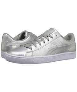 Puma | Basket Classic Holographic Shoes