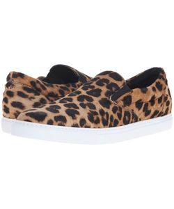 DSquared² | Tux Pony Slip-On Leopard Mens Slip On Shoes