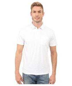 Calvin Klein | Short Sleeve Solid Textured Polo Mens Clothing