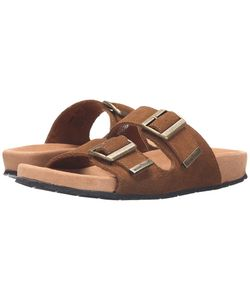Minnetonka | Gypsy Dusty Suede Womens Sandals
