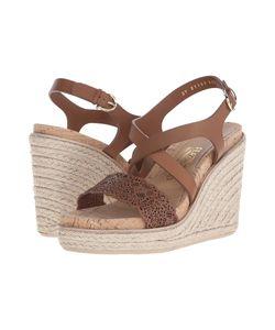 Salvatore Ferragamo | Gioela Palissandro Venezia Womens Wedge Shoes