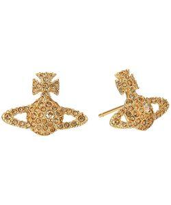 Vivienne Westwood | Grace Stud Earrings Light Colorado Earring